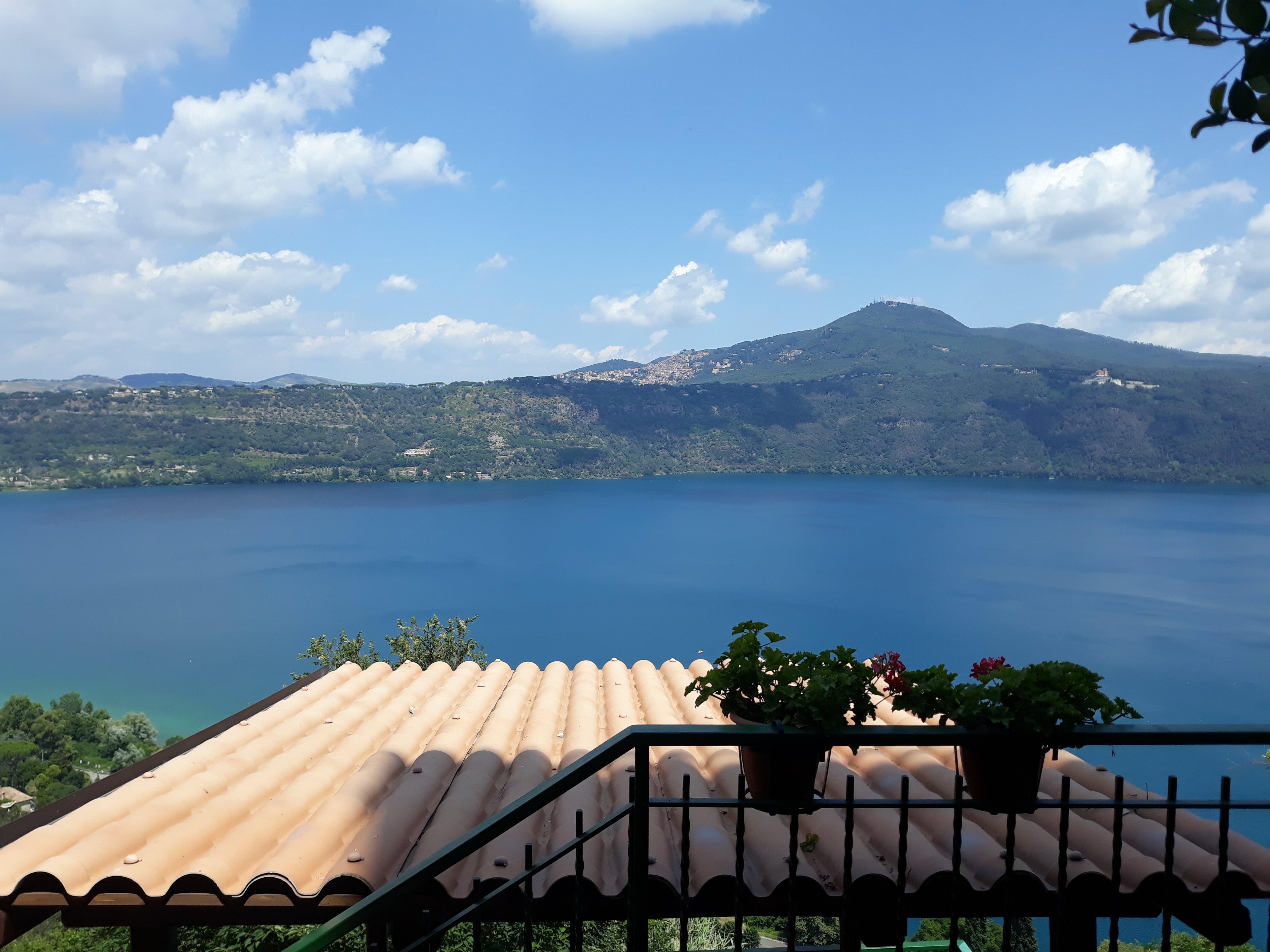 Castel Gandolfo, Lago Albano