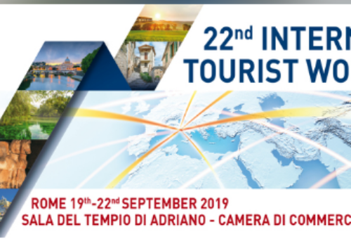BUY LAZIO, International B2B Tourism Workshop/Meet&Match for Lazio Region, September 19th-22nd 2019, Rome