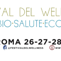 WELLNESS FESTIVAL OCTOBER 26-28th 2019, Nuova Fiera di Roma, Rome
